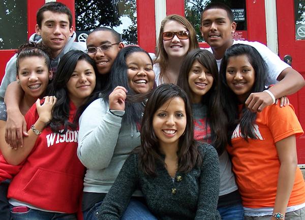 Members of the LA Posse 5