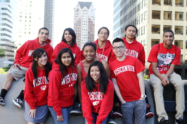 Members of LA Posse 9