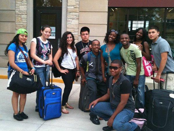 Members of Chicago Posse 10